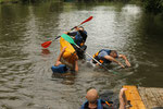 canoe proche dreux, evreux, pacy. canoe nature Anet
