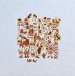 「群像縮図」2014  SSM(227×227mm)「スクエア・ザ・ダブル vol.8」出品