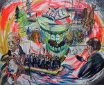 Mon Santii Remot, 2015, 110x90 cm
