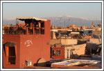 les terrasses de café panoramiques sont très nombreuses , ca vaut le coup d'oeil