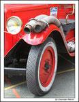 RENAULT U1 (1932) Autopompe Incendie