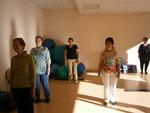 Stehende Meditation nach dem Qigong