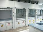 Abzüge Labor Anorganik