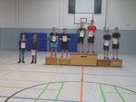In der Altersgruppe U15 haben wir gleich 2 Podestplätze belegen können. So haben Florian Götte und Luca Klose den 3.Platz und Noah Hecker und Nico-Joel Knop sogar den 2. Platz erreicht.