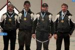 Italienmeisterschaft Mannschaft Serie C - 2012 - Rang 3