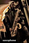 saxophone(アメリカ・ニューヨーク)