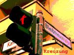 Kreuzung(ドイツ・ベルリン)