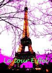 La tour Eiffel(フランス・パリ)