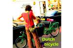 Dutch bicycle(オランダ・アムステルダム)