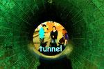 tunnel(イギリス・ブライトン)
