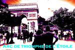 Arc de triomphe de l'Étoile(フランス・パリ)