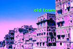 old town(イエメン・サナア)