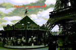 merry-go-round(フランス・パリ)