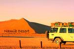 Namib Desert(ナミビア・ナミブ砂漠)