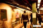 Subway(アメリカ・ニューヨーク)