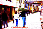 christmas tree(イギリス・ロンドン)