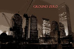 ground zero(アメリカ・ニューヨーク)