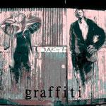 graffiti(フランス・パリ)