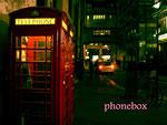 phonebox(イギリス・ロンドン)