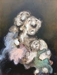 """"""" La poupée"""" - 116 x 89 cm"""