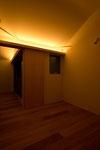 寝室-2/夜景 間接照明