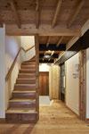 階段 古材