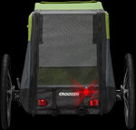 Croozer Fahrradanhänger Dog XL 2018 - mit Batterierücklicht