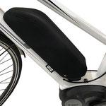 e-Bike Zubehör wie Thermocover in der e-motion e-Bike Welt Frankfurt