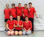 Spielerinnen/Spieler die an allen Terminen in der Badminton Hobby Liga im Landkreis Verden gespielt haben.