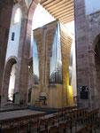fahrbare Orgelskulptur (Orgelbau Winterhalter), Klosterkirche Alpirsbach (DE)