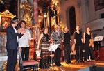 Hopfgarten im Brixental, Kammermusikfest 2021, Eröffnungskonzert