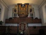 Abbrederis-Orgel Maienfeld