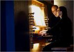 Klosters, 18. 10. 20, im Konzert, Foto: John Montigel (Igis)