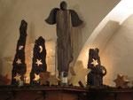 Weihnachtsstimmung Amanduskirche Maienfeld