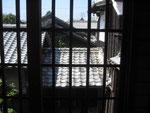 隠居の2階からの眺め