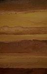 La Mélodie du sable (2), marouflage, technique mixte/ toile, 73x116 cm