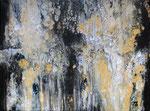 PLÉIADES II – Acryl auf Leinwand, 40 x 30 cm (400 € ohne Versand)