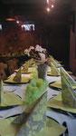 Einladendes Dekor zu unserem Osterbuffet