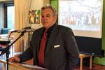 Kreisbeigeordneter Klaus Weber, Grußwort des Landkreises