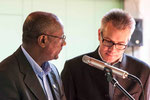Grußwort Präsident Rev. Abraham Ningesha, Stefan Aumann (Übersetzung)
