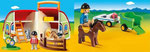 EI159 Manege Playmobil 123