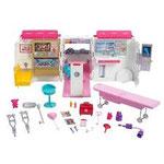 EI164 Ambulance barbie