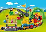 EI172 Trein Playmobil 123