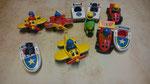 EI140 Vervoersset Playmobil 123