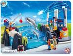 EI131 Dolfinarium Playmobil