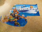 EI121 Speedboot Playmobil