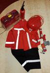 EI101 Brandweerpak met accesoires