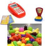 EI253 Groente/fruit winkel