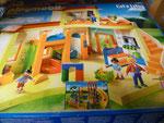 EI182 Kinderdagverblijf met speeltuin Playmobil
