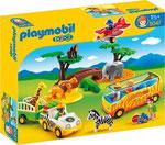 EI134 Safari Playmobil 123